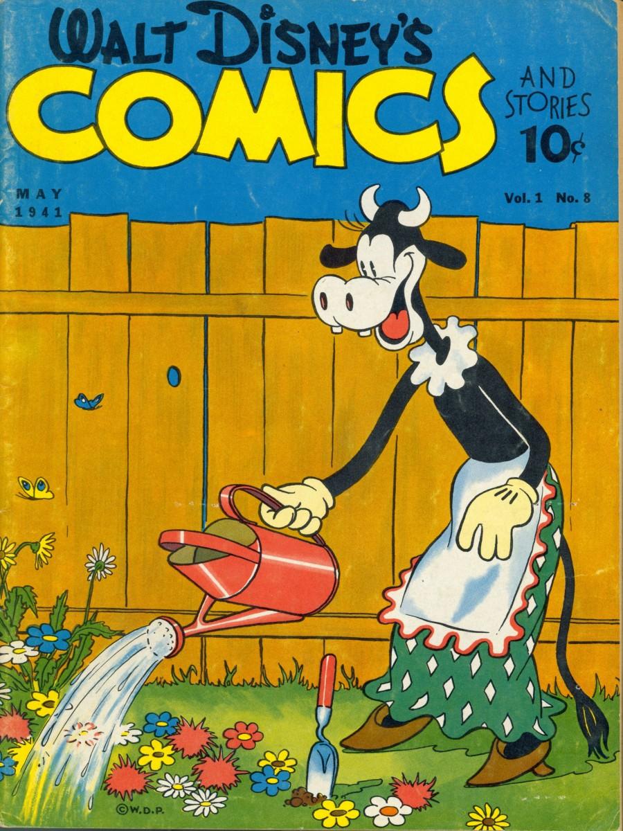 comic disney books comics walt delights seven stories cartoon d23 decades