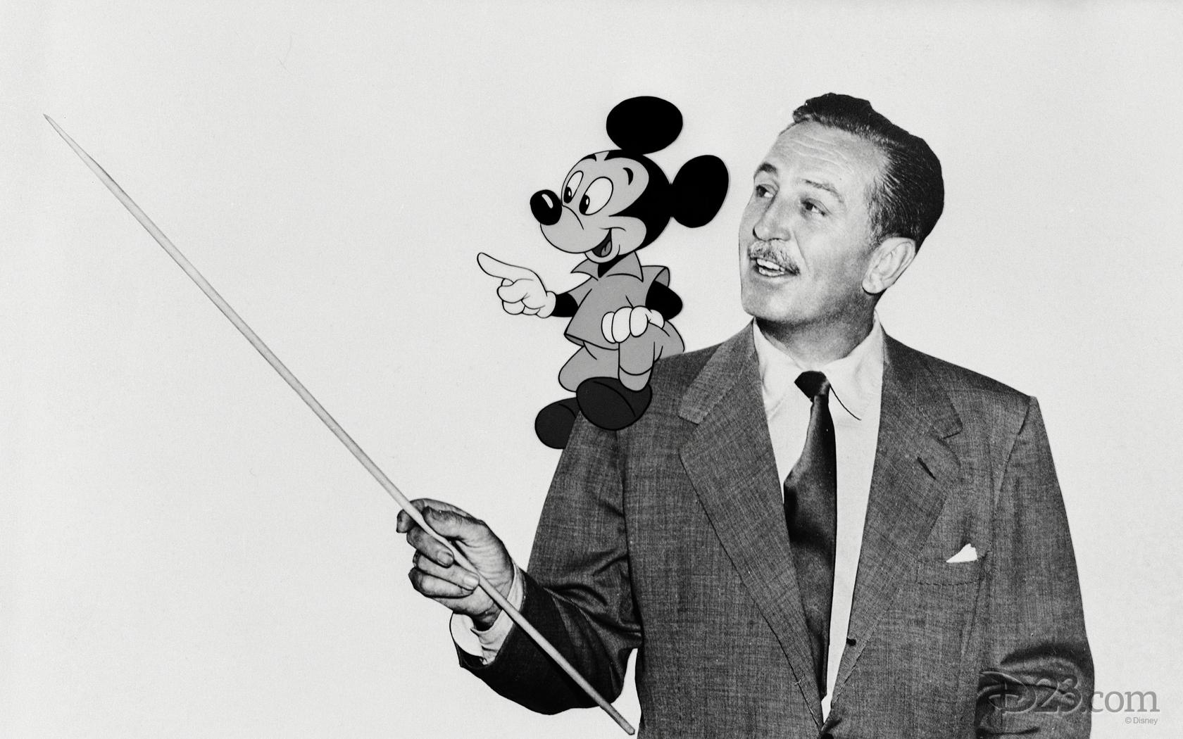 Download Walt Disney Desktop Wallpaper D23