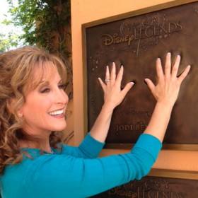 Disney Legend Jodi Benson