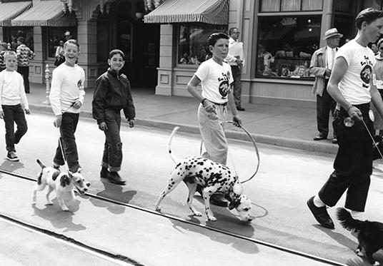 Disneyland First Annual Kids' Amateur Dog Show
