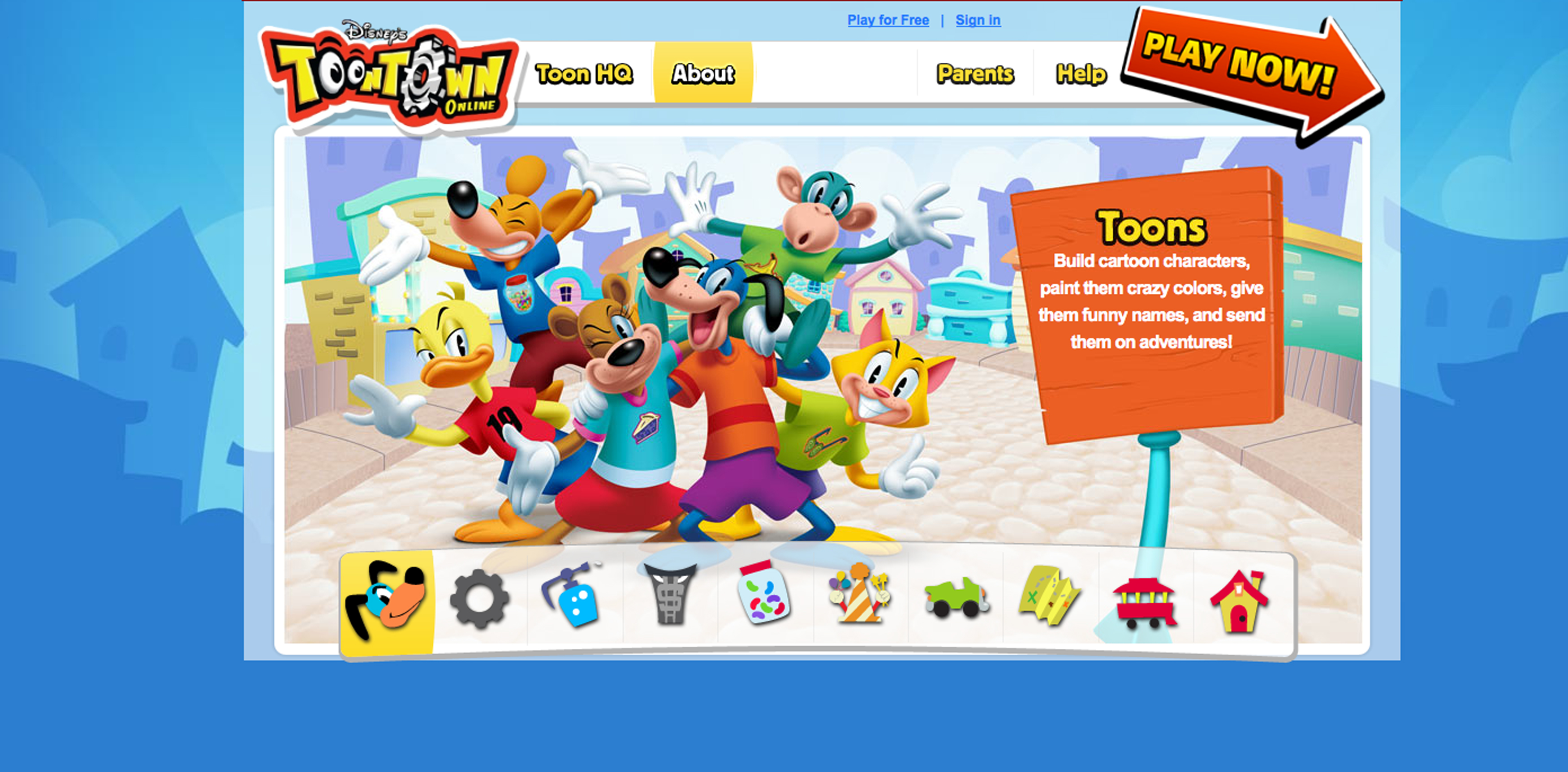 disneys-toontown-Online