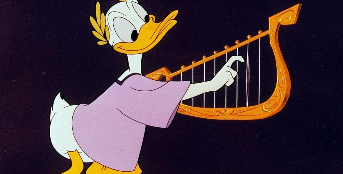 Donald in Mathmagic Land film   D23
