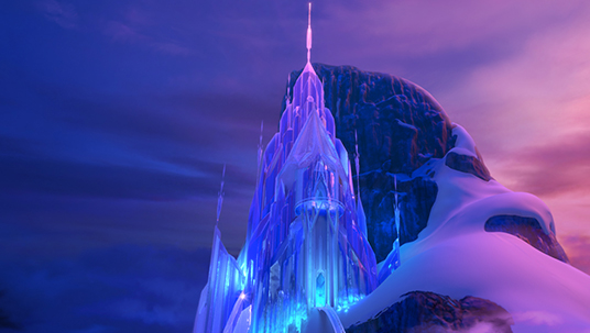Ice in Castle