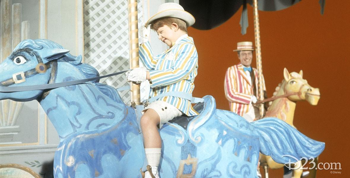Photo of Child actor Matthew Garber