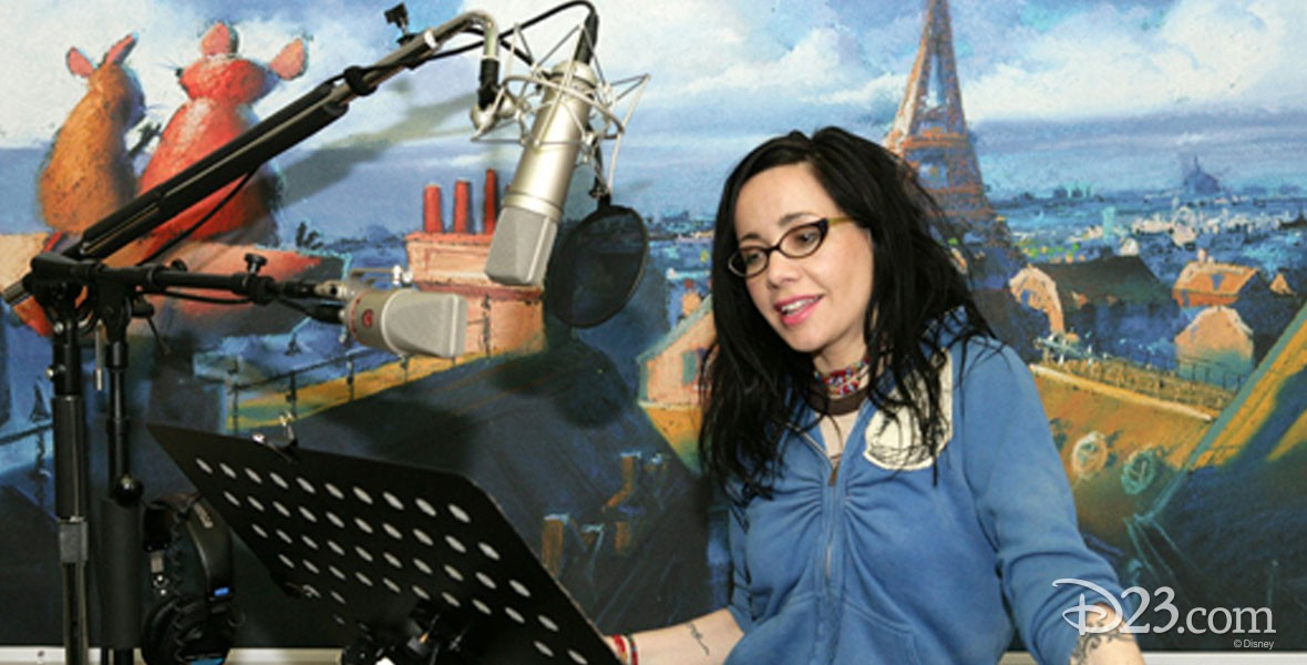 Photo of actress Janeane Garofalo