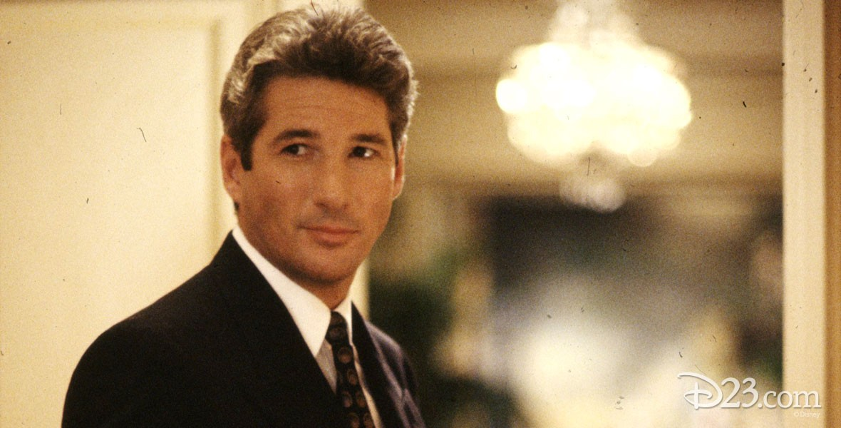 Actor Richard Gere in Pretty Woman