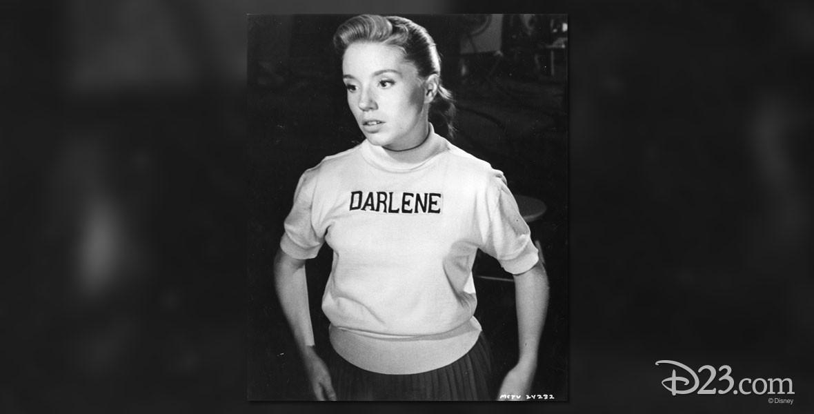 Mouseketeer Darlene Gillespie