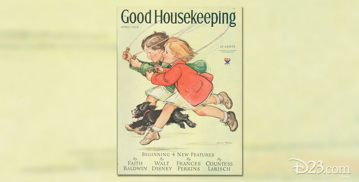 Front cover of Good Housekeeping magazine