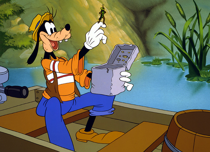 Goofy Character Gallery D23