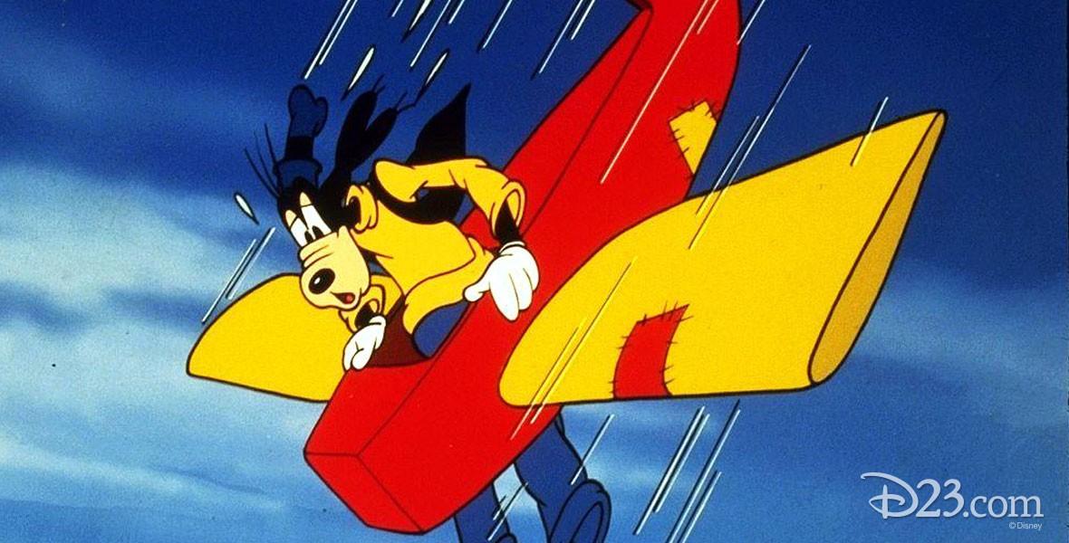 Goofy's Glider cartoon