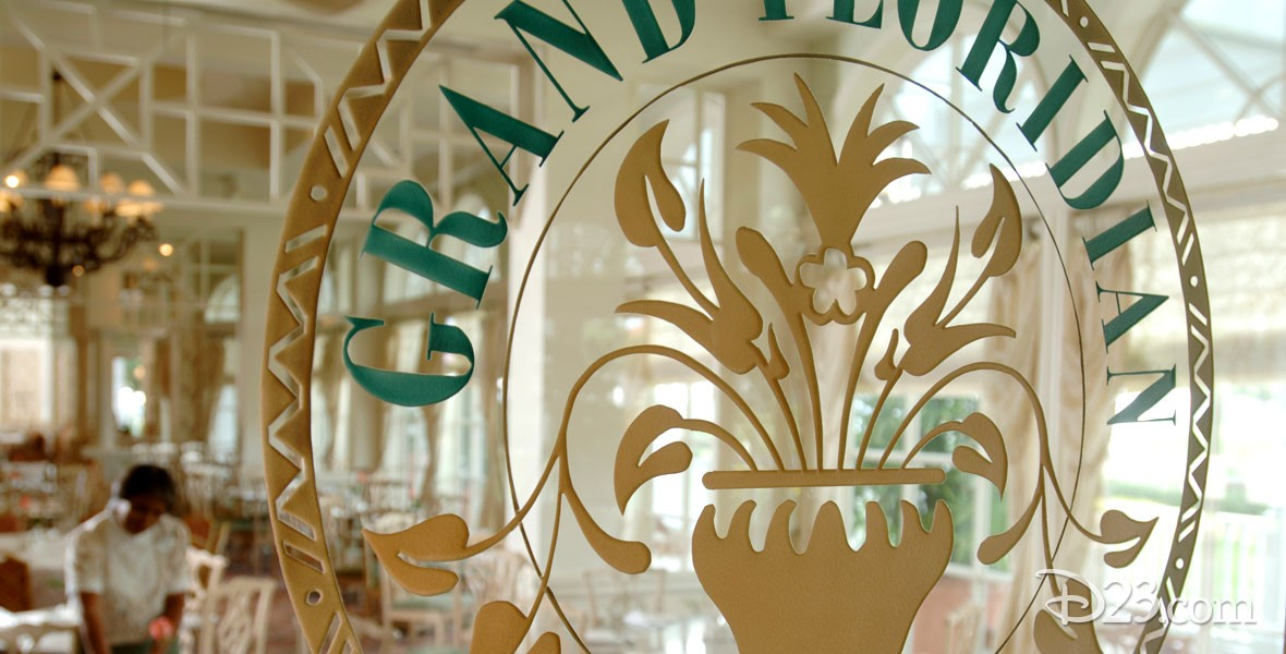 Grand Floridian Cafe Restaurant in the Grand Floridian Resort & Spa at Walt Disney World