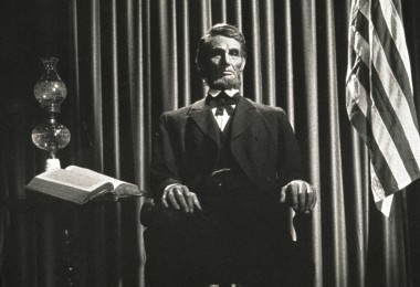 photo of the Great Moments with Mr. Lincoln exhibit