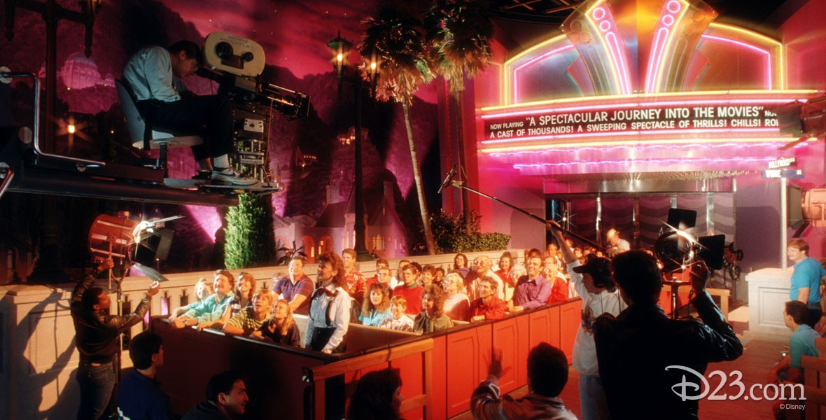 The Great Movie Ride Attraction at Disney-MGM Studios