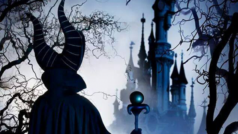 Maleficent Brews Up Halloween Fun At Disneyland Paris D23