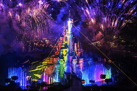 Disney's Halloween Party at Disneyland Paris