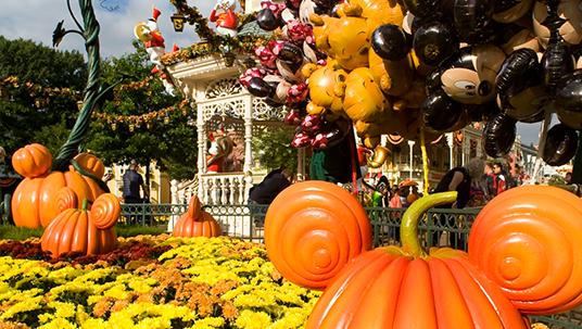 Disney's Funky Pumpkins