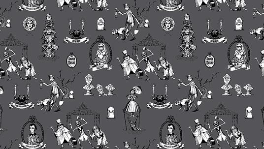 Disneyland Haunted Mansion Designs