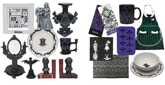 New Collection Of Ghoulishly Grand Goods Celebrates The Haunted