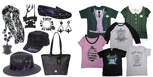 Haunted Mansion Master Gracey Merchandise
