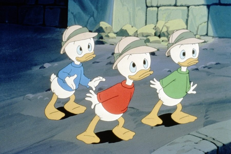 Huey, Dewey, and Louie 10 Fan Favorite Childhood Cartoon Characters You Never Knew Had Tragic Origin Stories