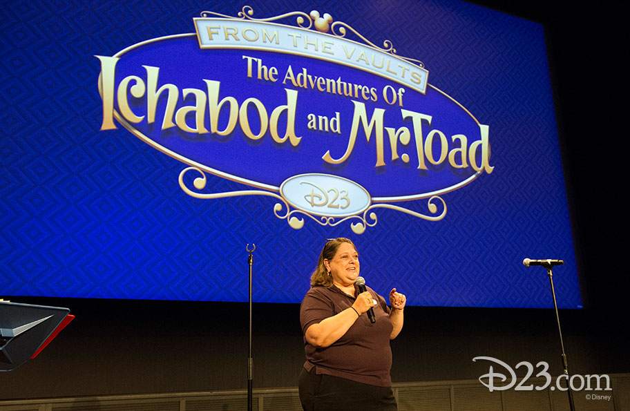D23 Members Take An Adventure With Ichabod and Mr. Toad