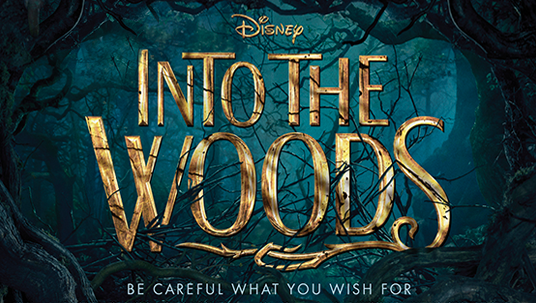 Disney Feature Film Into the Woods