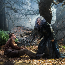 Meryl Streep as the Witch, Into the Woods