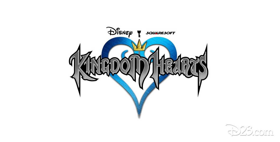 Logo for Kingdom Hearts Action and role-playing video game