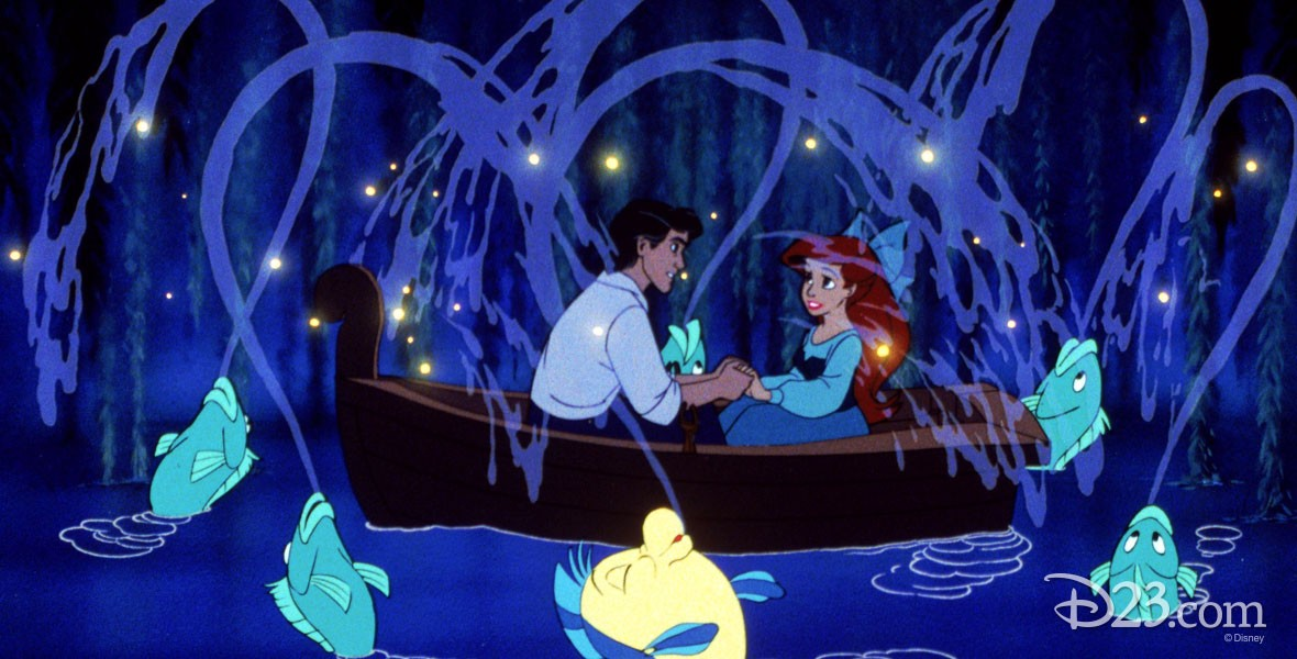 Kiss the Girl Song from The Little Mermaid