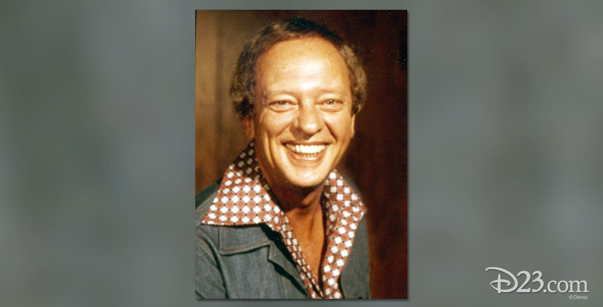 Photo of actor Don Knotts