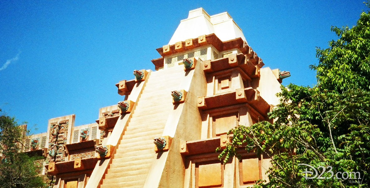 Photo of Mexico Attraction in Disneyland