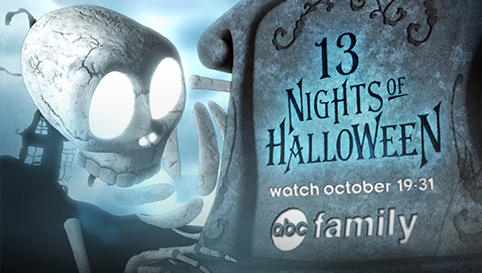 Get Ready for ABC Family's 13 Nights of Halloween