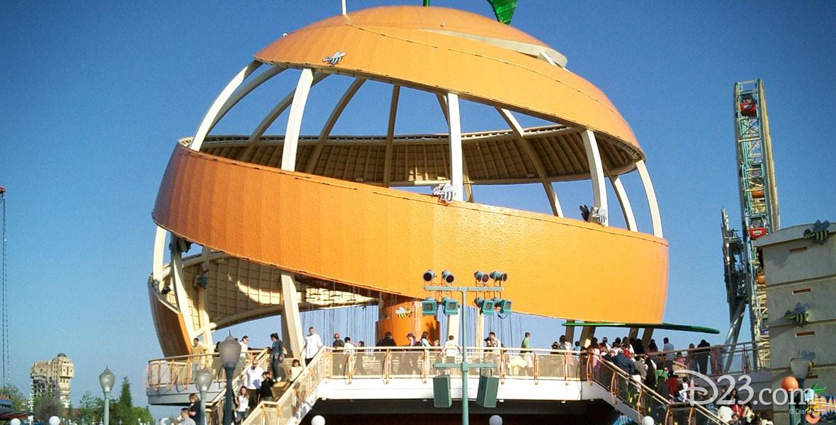 Photo of Orange Stinger at Paradise Pier at Disney California Adventure