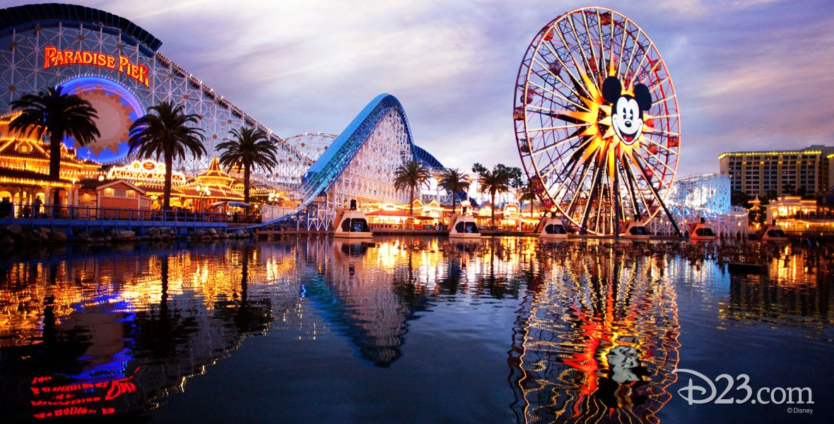 Photo of Paradise Pier