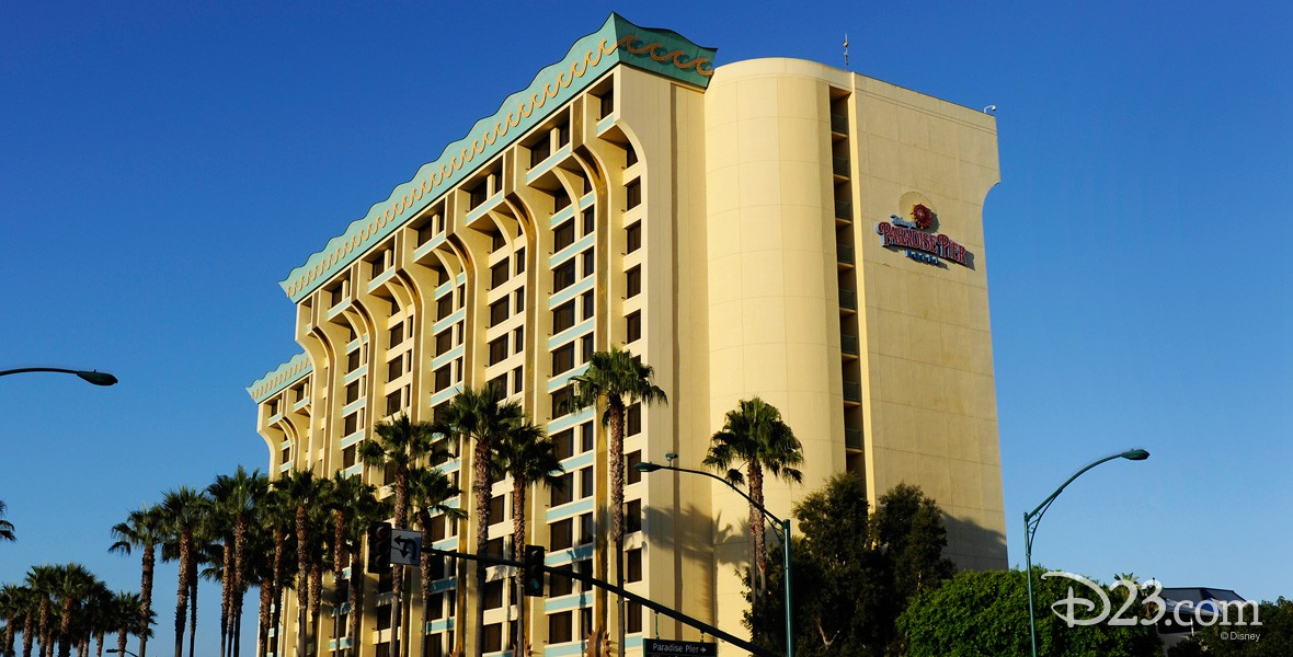 Photo of Disneyland Paradise Pier Hotel