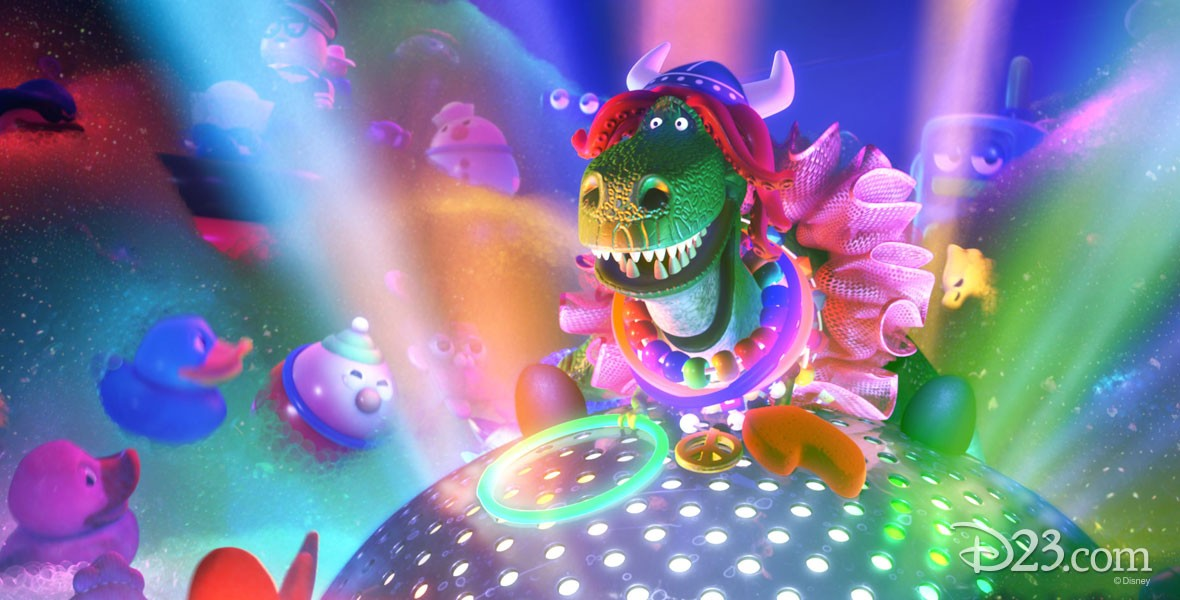 Photo from Partysaurus Rex Film