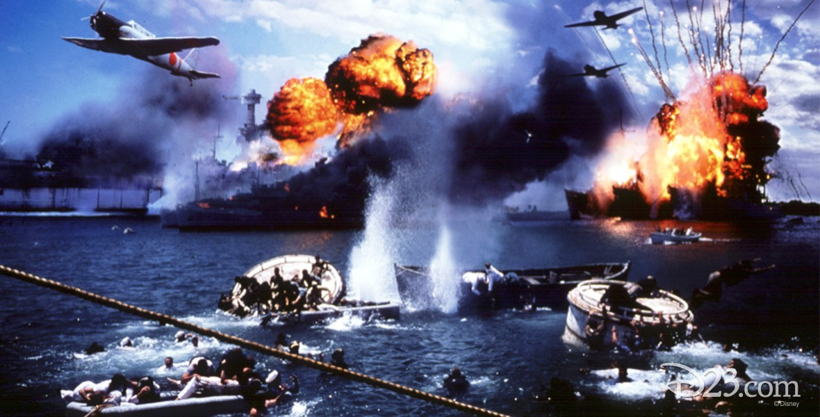 Photo from Pearl Harbor Film