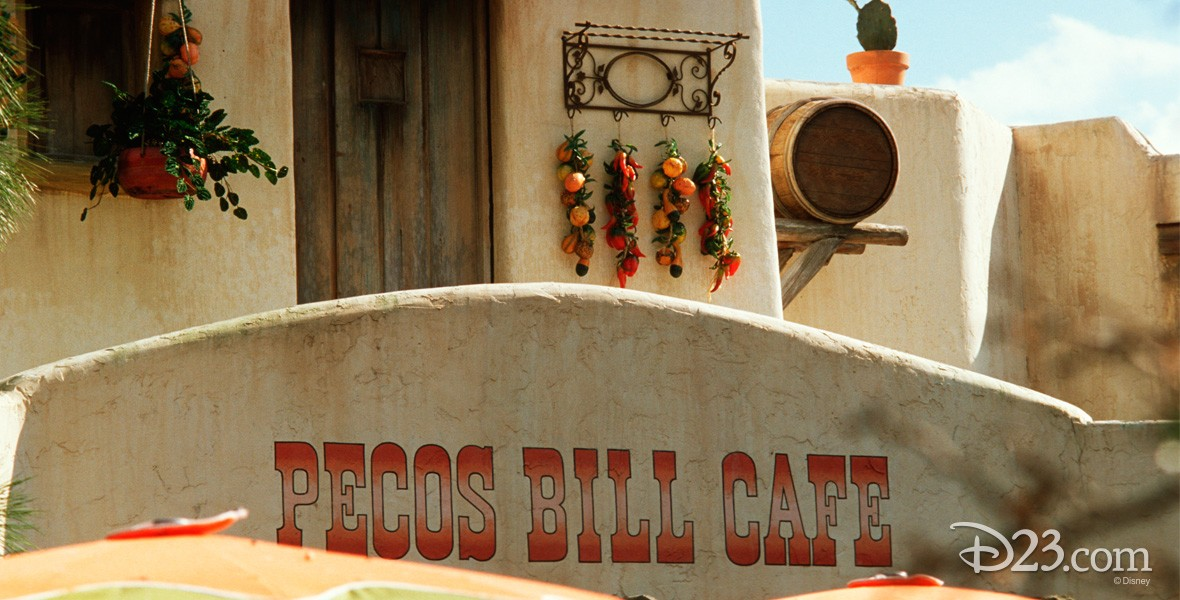 Photo of Pecos Bill Cafe at Disneyland
