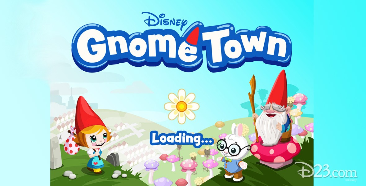 Photo of Playdom Disney Gnome Town