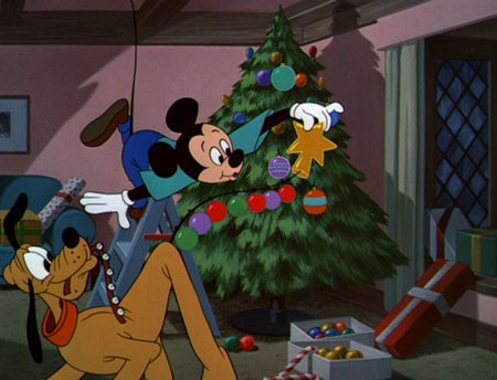 Pluto S Christmas Tree Film D23