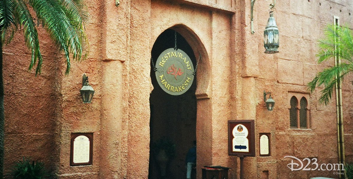 Restaurant el Marrakesh n World Showcase at Epcot