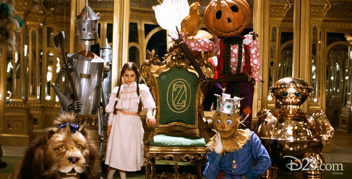 Photo of Return to Oz Cast