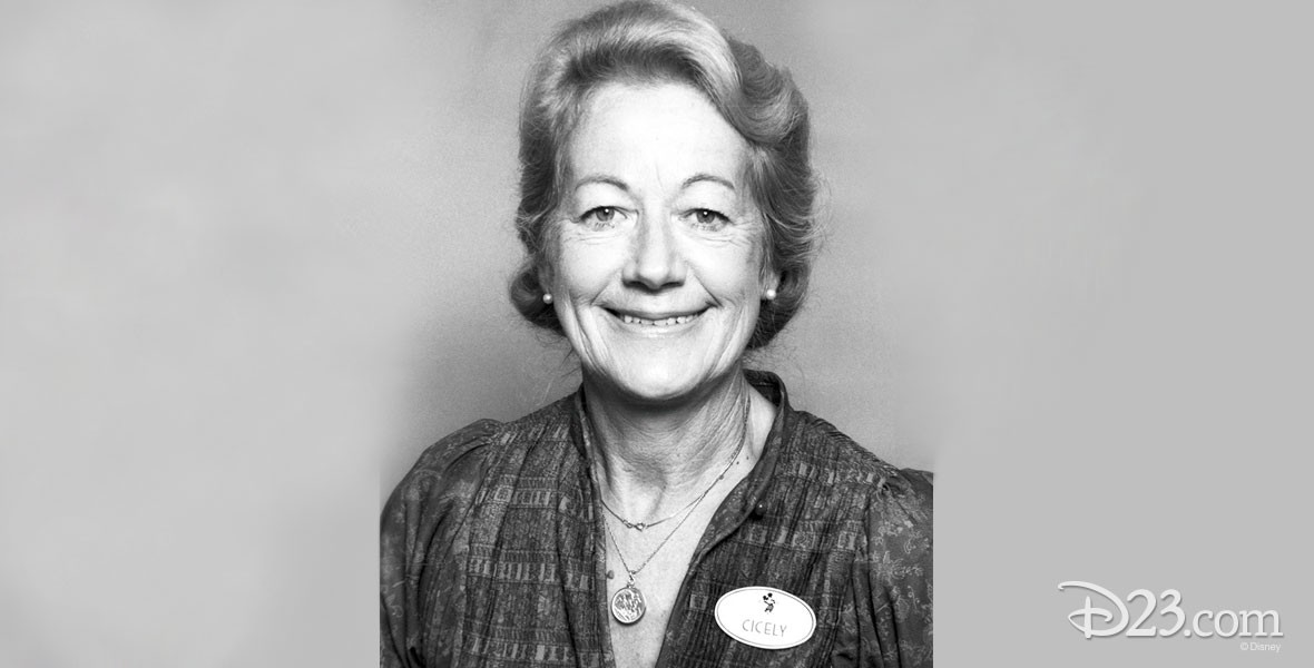 Photo of Cicely Rigdon (1923-2013)