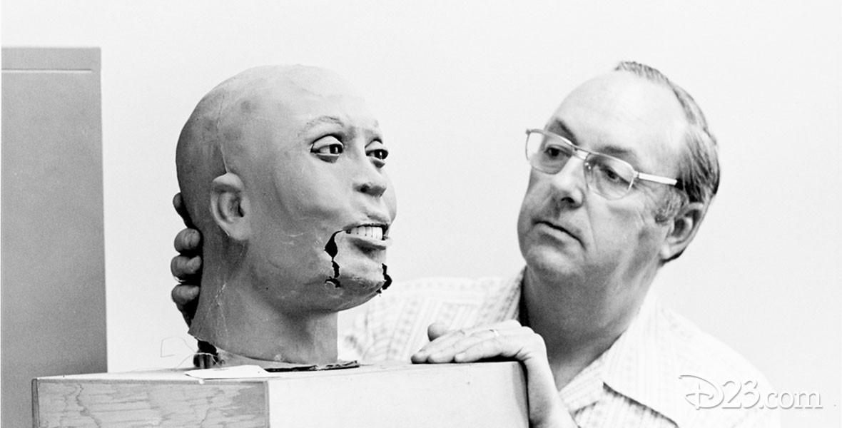 Disney Artist/sculptor Wathel Rogers