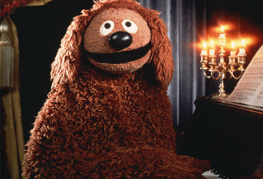 Rowlf the Muppet Dog