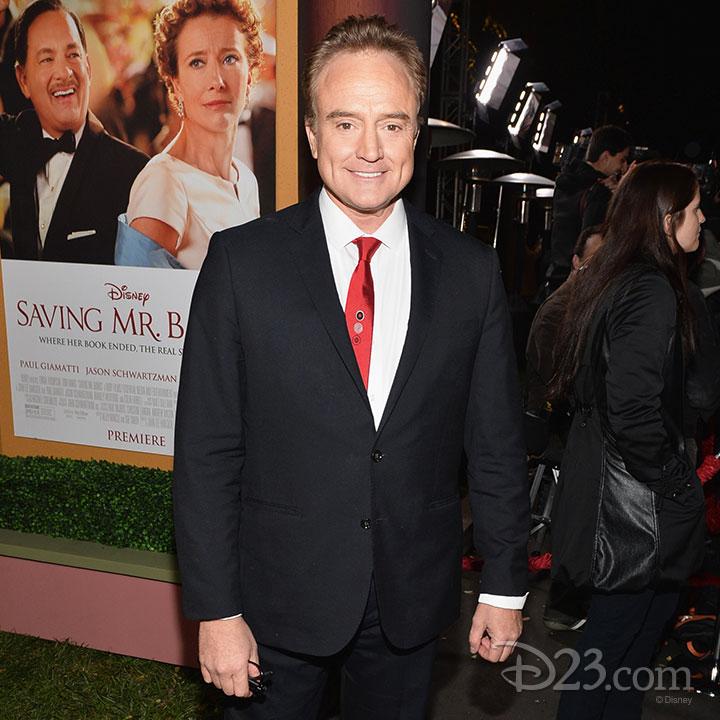 Saving Mr. Banks Premiere at Walt Disney Studios -- Bradley Whitford