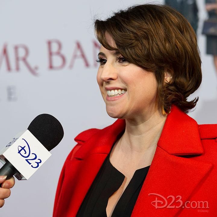 Saving Mr. Banks Premiere at Walt Disney Studios
