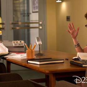 Emma Thompson as P.L. Travers in Disney's Saving Mr. Banks
