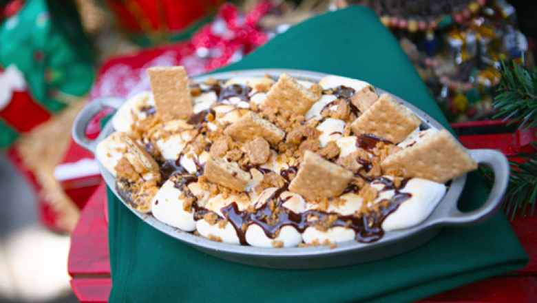 S'mores Bake From Big Thunder Ranch Barbecue at Disneyland