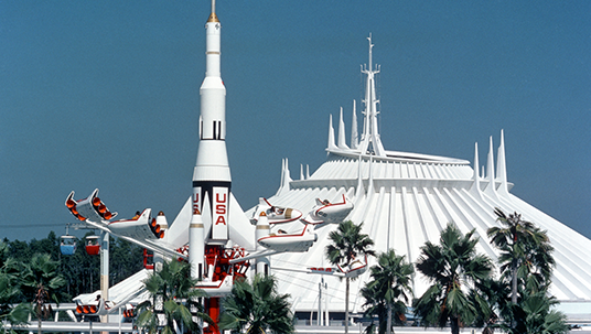 Space Mountain 40th Anniversary